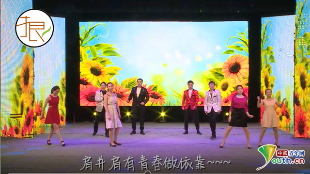 北京延庆:村官自编节目 登上百姓春晚