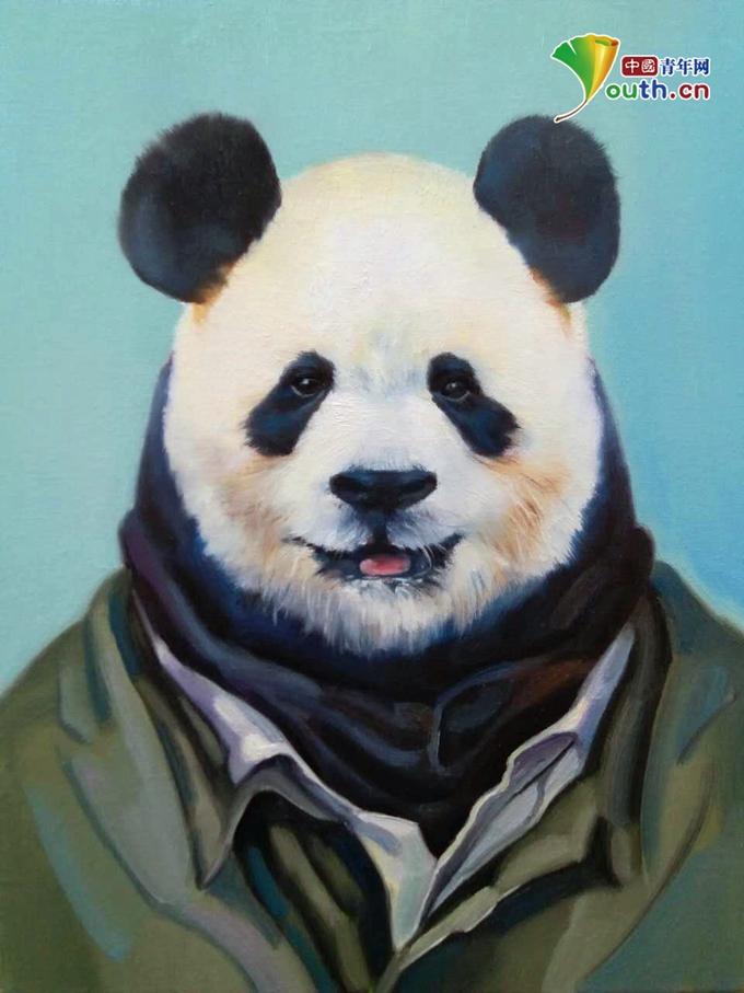 壁纸 大熊猫 动物 狗 狗狗 680_907 竖版 竖屏 手机