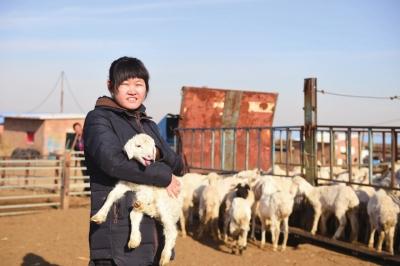 内蒙古姑娘刘星的创业养