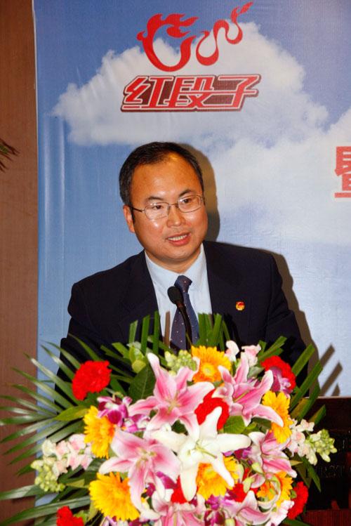 团中央网络影视中心副主任、中国青少年网络协会秘书长郝...